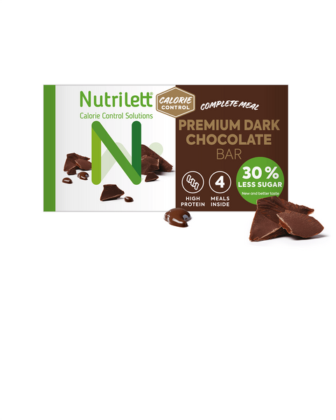 Premium Dark Chocolate Bar (4pk)