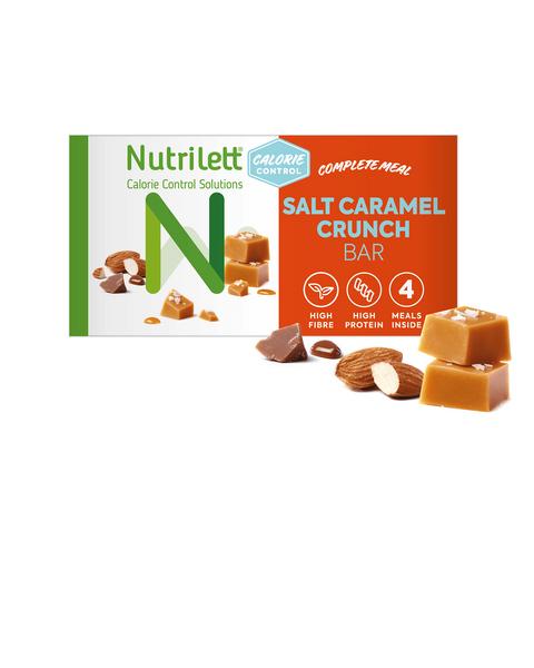 Salt Caramel Crunch Bar