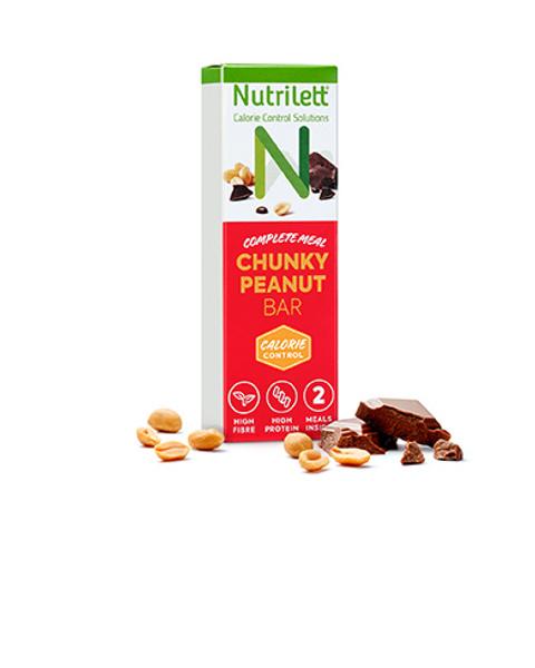 Chunky Peanut Bar (2pk)
