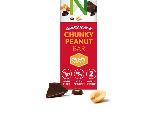 Chunky Peanut Bar
