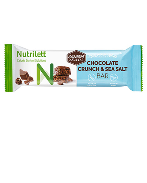 Chocolate Crunch & Seasalt Bar