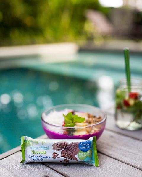 Chocolate Crunch & Seasalt Bar