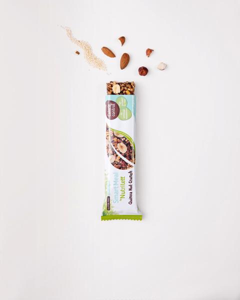 Quinoa Nut Crunch Bar