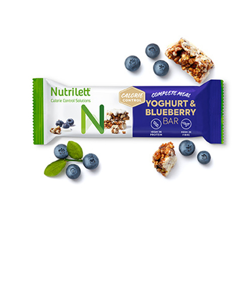 Yoghurt & Blueberry Bar
