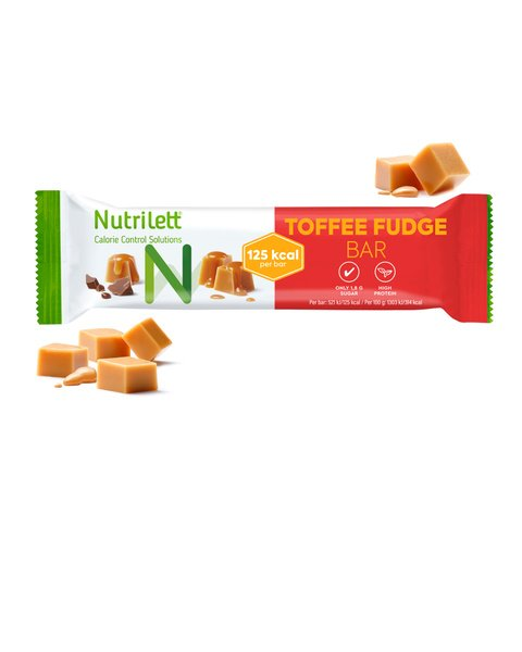 Toffee Fudge Bar