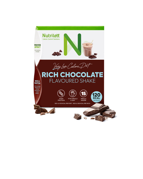 VLCD Chocolate shake (15 måltider)