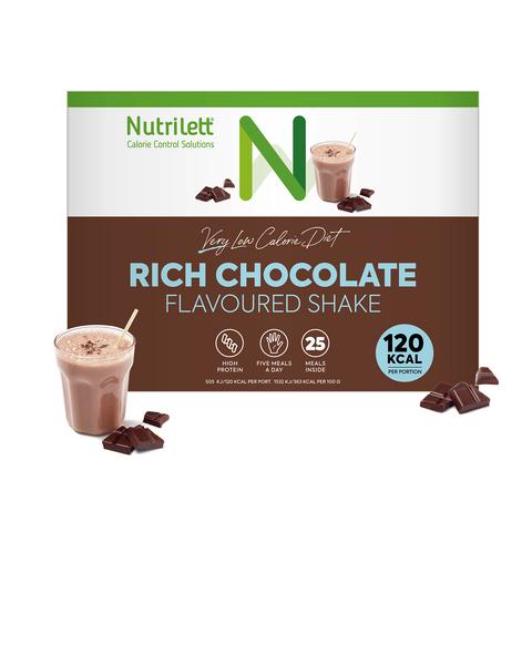 VLCD Chocolate shake (25 måltider)