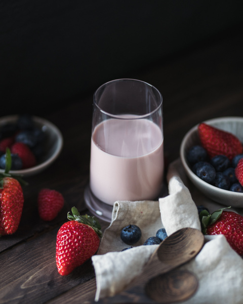 VLCD Strawberry shake (15 måltider)