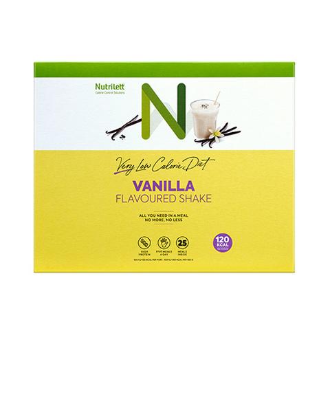 VLCD Vaniljeshake (25 måltider)
