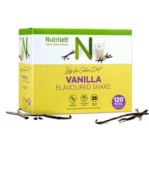 VLCD Vanilla shake (25 måltider)