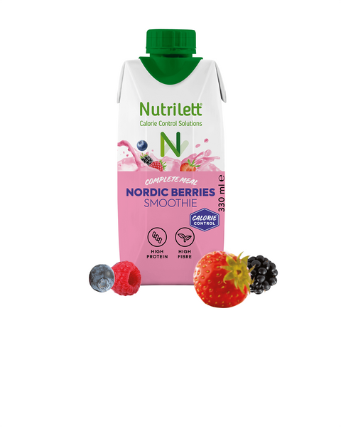Nordic Berries Smoothie 330ml