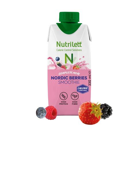 Nordic Berries Smoothie 330ml
