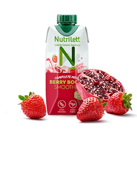 Berry Boost Smoothie 330ml