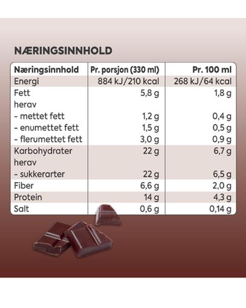 Rich Chocolate Drink 330ml