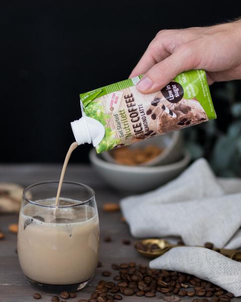 VLCD Ice Coffe Almond Latte