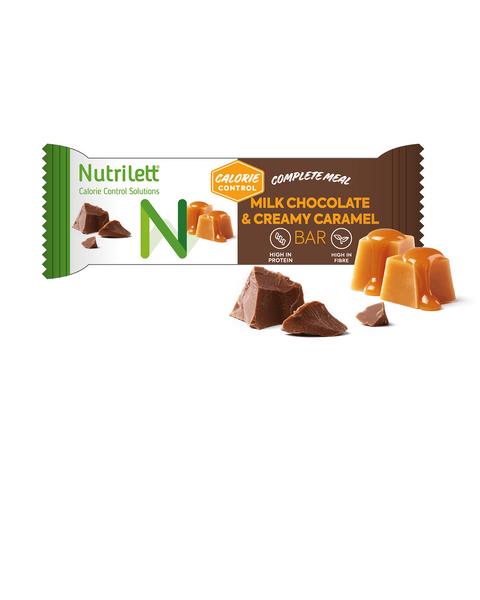 Milk Chocolate & Creamy Caramel - 12 bar pack