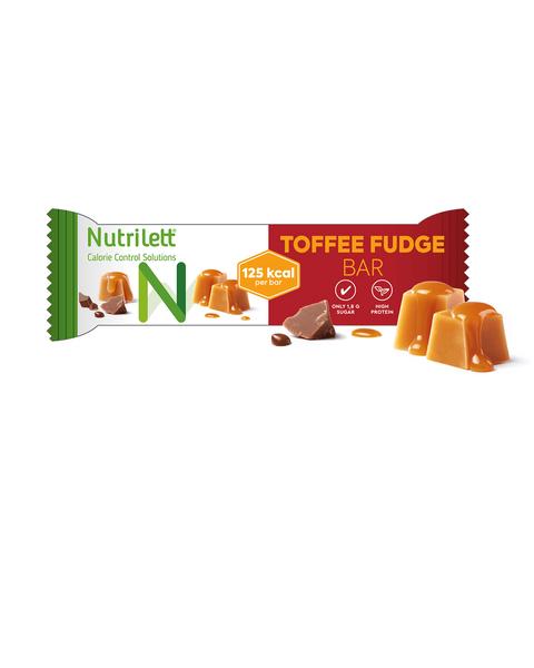 Toffee Fudge (low carb) - 12 bar pack