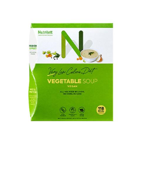 VLCD Kremet Grønnsakssuppe (15 måltider)