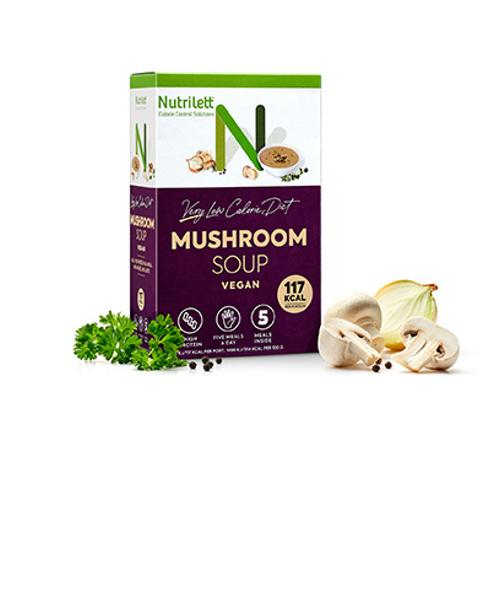 VLCD Mushroom soup (5 måltider)