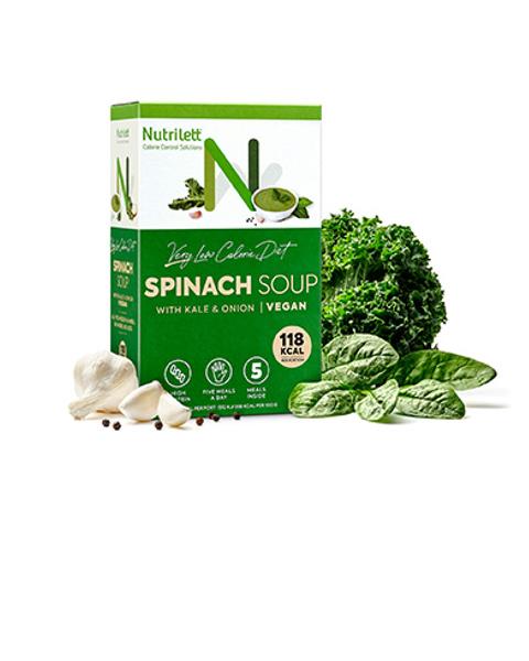 VLCD Spinach soup (5 måltider)