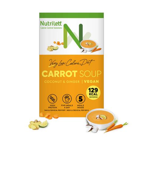 VLCD Carrot soup (5 måltider)