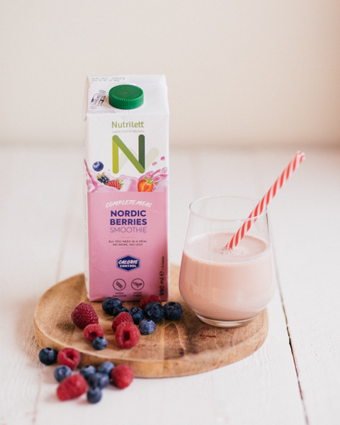 Nordic Berries Smoothie 990ml