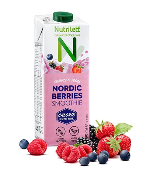 Nordic Berries Smoothie 990ml