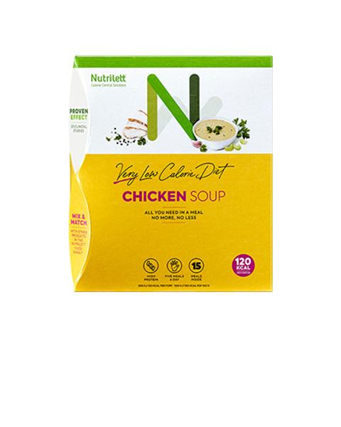 VLCD Kyllingsuppe (15 måltider)