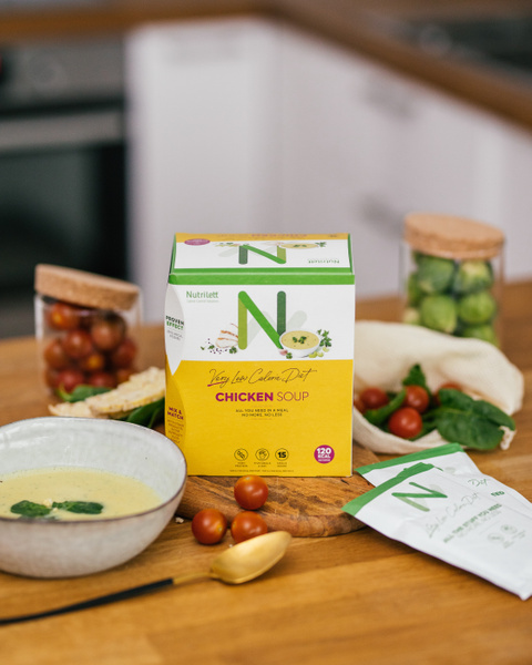 VLCD Chicken soup (15 måltider)
