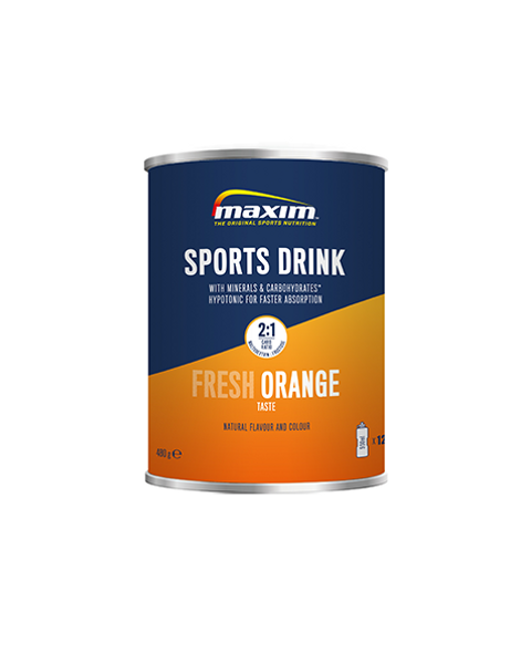 Sportsdrikke Appelsin 480g