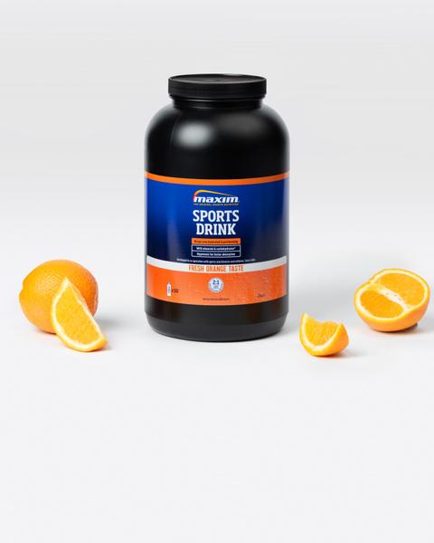 Sportsdrikke Appelsin 2 kg