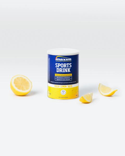 Sportsdrikke Sitron 480g