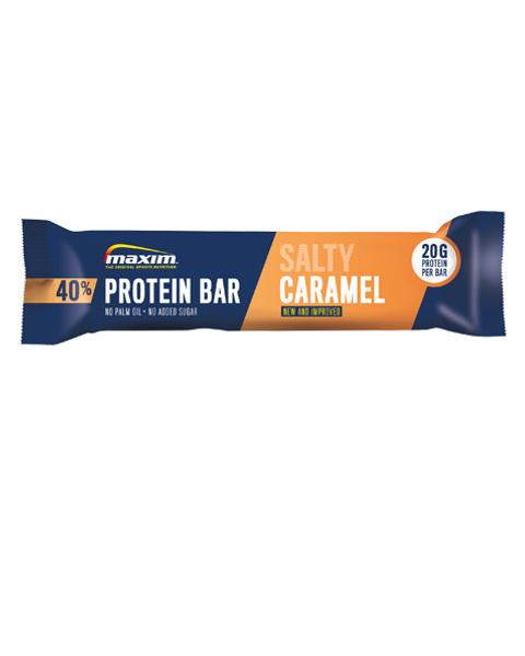 40% Salt Karamell Proteinbar 50g