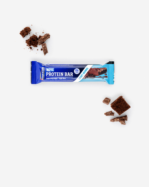 40% Crispy Brownie Proteinbar 50g