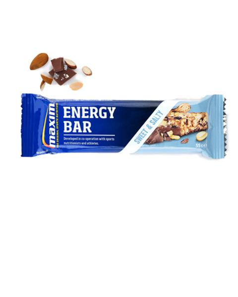 Energibar Søt og Salt 55g