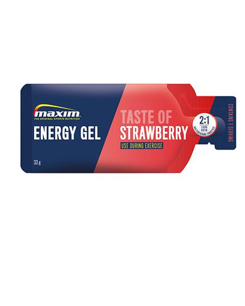 Energi Gel Jordbær 33g