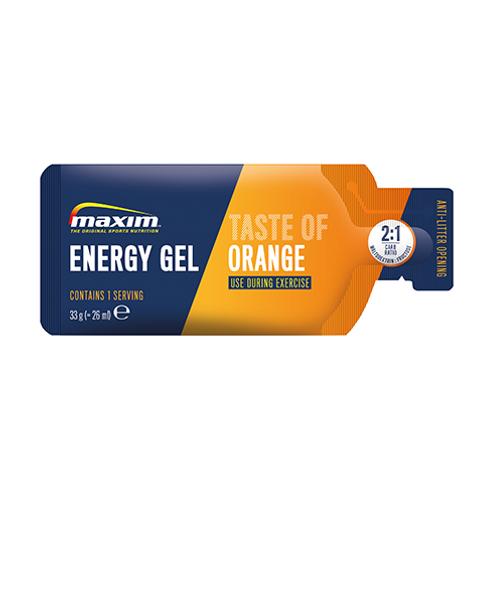 Energi Gel Appelsin 33g