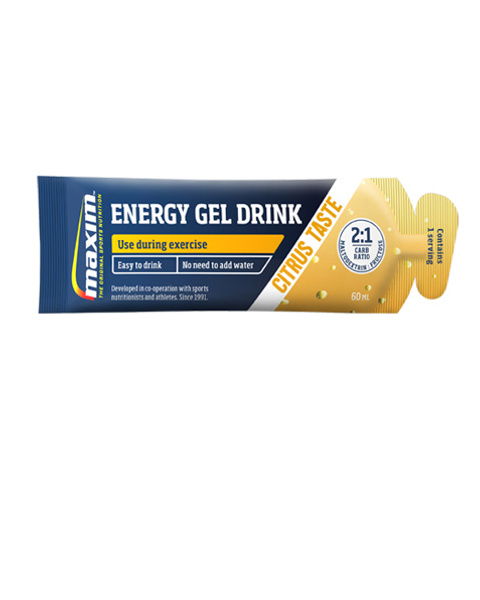 Energi Geldrikk Sitron 60ml