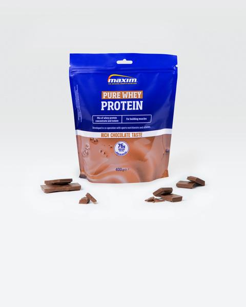 Whey Proteinpulver 400g