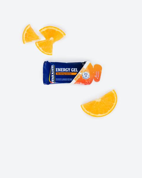 Energi Gel Appelsin 33ml (24-pakk)