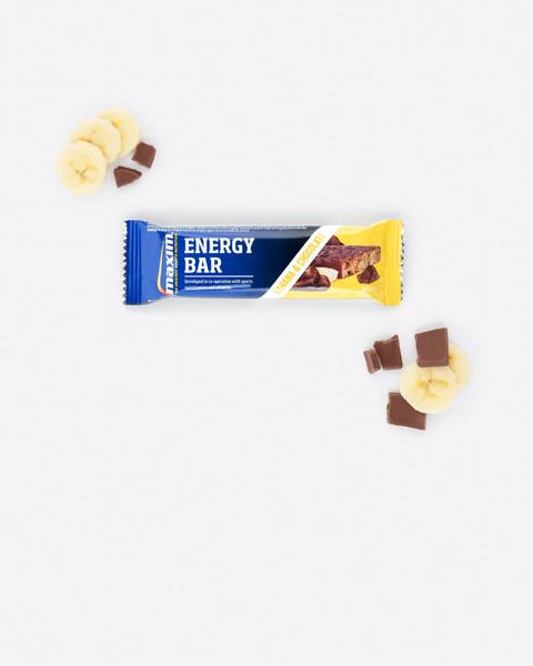 Energibar Banan og Sjokolade 55g (4-pakk)