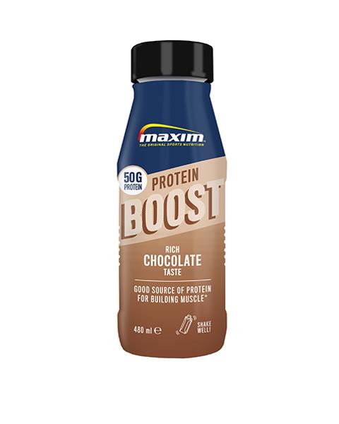 Protein Boost Sjokolade 480ml