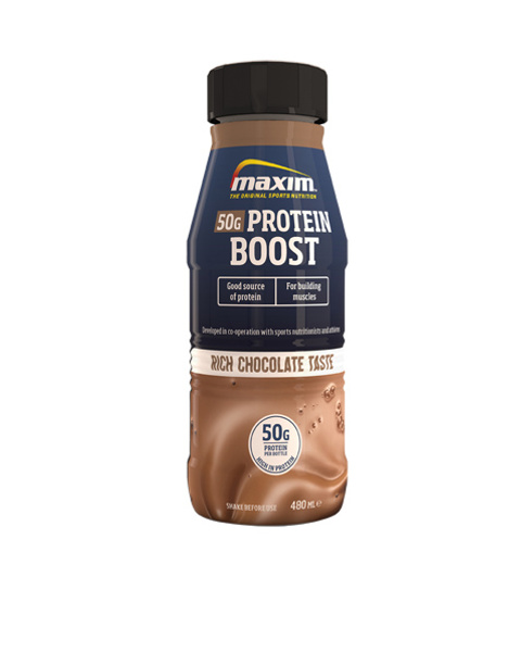 Protein Boost Sjokolade 480ml