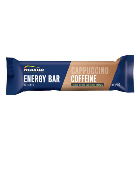 <b>NYHET</b> Energibar Cappuccino m/koffein