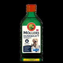 Möller's Omega-3 for hund og katt