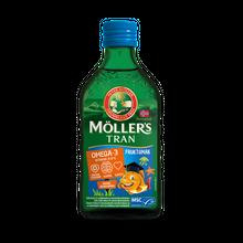 Möller's Tran fruktsmak