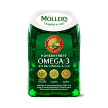 Möller's konsentrert Omega-3
